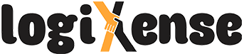 LogiXense: Website Designing Company Logo